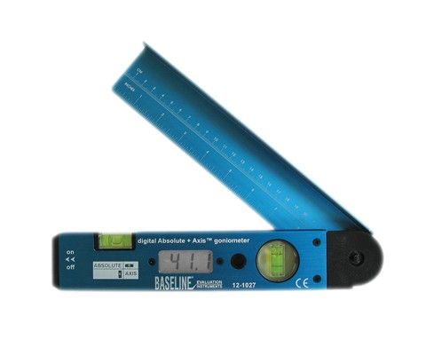 Baseline® Metal Absolute+Axis® g oniometer 180 st.